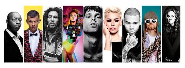 musique et célébrité