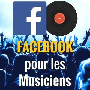 Facebook pour les musiciens formation