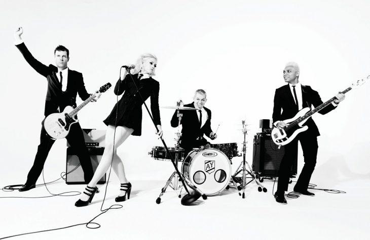 photo groupe de musique