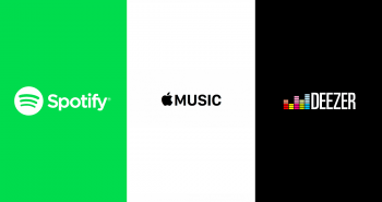 musique spotify apple music deezer